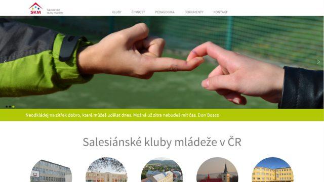 fotka Salesiánské kluby mládeže – web